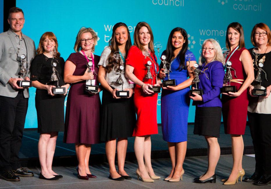 2018 Award Recipients